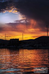 Port de cogolin (Christian Picard) Tags: sunset en sol del port de puerto la soleil photo photographie sonnenuntergang expression coucher images christian  bateau puesta picard coucherdesoleil photographe   cogolin   lexpression