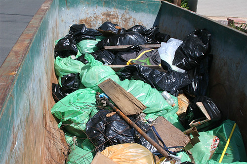 Photo - Dumpster