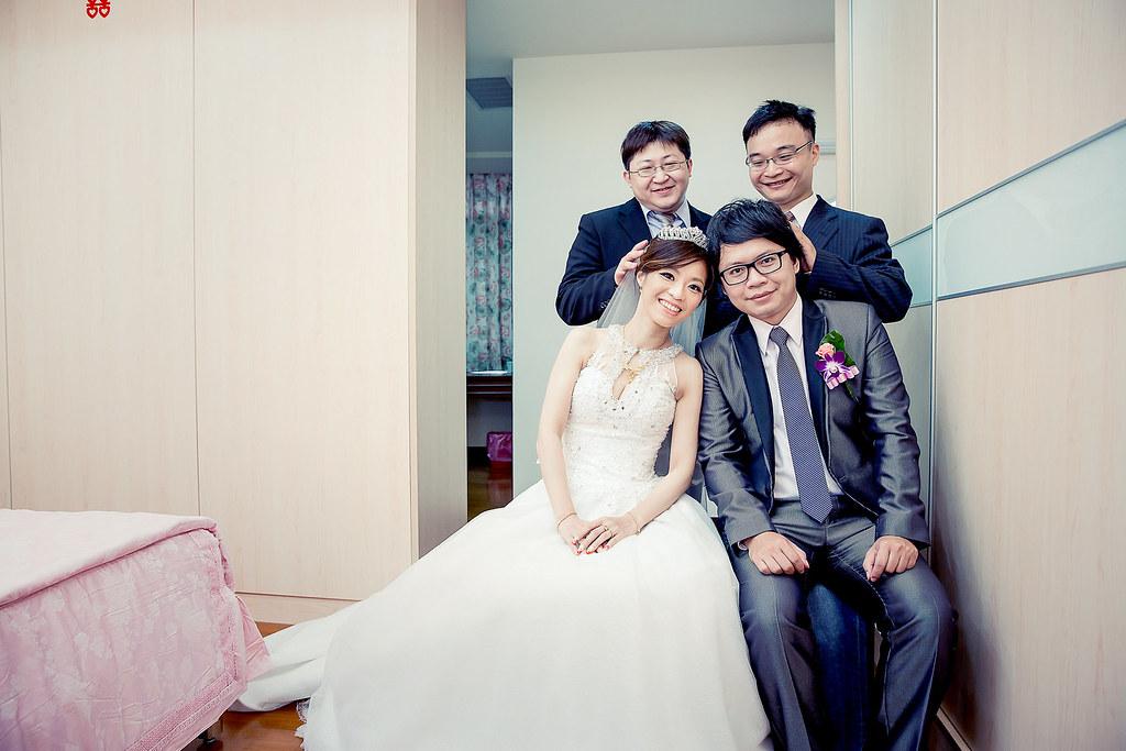 昆德&鈺婷Wedding-091