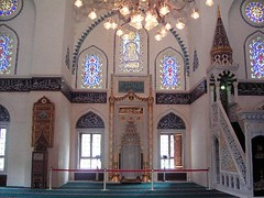 東京大清真寺內部 (beibaogo) Tags: tokyo culture center m51 turkish camii
