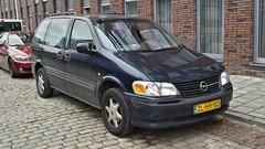 Opel Sintra 2.2 16V GLS (sjoerd.wijsman) Tags: auto blue holland cars netherlands car gm blauw sintra nederland thenetherlands delft voiture vehicle holanda autos minivan paysbas olanda opel fahrzeug bluecar niederlande mpv generalmotors tudelft carspotting bluecars carspot opelsintra sidecode5 25102014 zlhh80