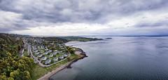 Refsnes (kjetilpa - landscape and aerials) Tags: panorama norway norge moss aerial aerialphoto oslofjorden østfold refsnes panasonicgh3