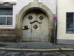 Goslar No.4 (Swassermatrose) Tags: door germany deutschland gate haus tor altstadt tr harz weltkulturerbe goslar 2014 niedersachsen westharz