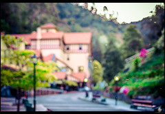 Flying Around (Sean H Choe) Tags: blur building beauty architecture 50mm nikon bokeh bugs nikkor ais f12 jenolancaves sonya7s