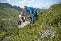 Highlanders (Michal Soukup) Tags: trip summer portrait mountains alps salzburg kids landscape austria kaprun kitzsteinhorn nikond600 nikkor50mmf14g