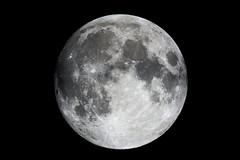 Moon (jake_minns) Tags: moon beautiful space full telescope crater astrophotography round lunar