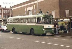 TSJ 83S Maidstone and District (onthebeast) Tags: buses y district wells leopard service alexander maidstone tunbridge leyland