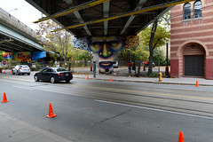 DSC_0473 v2 (collations) Tags: toronto ontario concrete graffiti documentary infrastructure builtenvironment concretedreams establishingshots graffitiinsitu contextshots