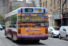 64 (Callum's Buses & Stuff) Tags: bus buses edinburgh dennis dart denis lothian madder lothianbuses edinburghbus powderhall dennins madderandwhite madderwhite dennislothianbuses