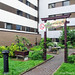 © Sept-îles - 2014 - Espaces verts aménagés-Jardin zen Scanlan(hôpital de Sept-Îles)