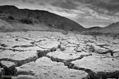 Sequera ( alfanhu) Tags: ro dam pantano reservoir drought presa sequa villajoyosa pant lavilajoiosa sequera amadorio