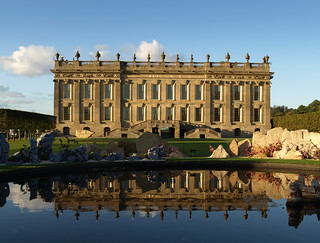 View of Chatsworth House - 4