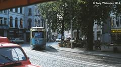 Gent 06 Groentenmarkt (TonyW1960) Tags: gent tram groentenmarkt 06 strassenbahn trikk tranvia