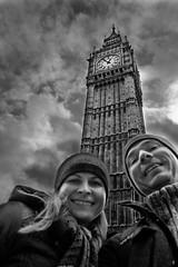 Six to One (Bik-man) Tags: england blackandwhite bw white black london westminster big couple ben bigben clocktower 2014