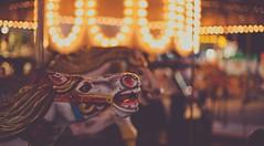 Terrifying (red_dotdesign) Tags: carnival scary bokeh carousel midway