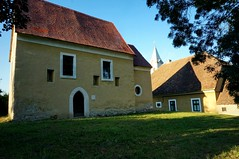 Medieval church (elinor04 thanks for 27,000,000+ views!) Tags: county building church architecture century hungary village style medieval late 13 romanesque middleages rebuilt 1760 baranya hetvehely