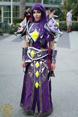 Blizzcon 2014 (V Threepio) Tags: costume cosplay worldofwarcraft warcraft elf fantasy videogame warrior diablo starcraft blizzard computergame blizzcon2014
