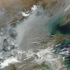 china smog haze beijing nasa nasagoddard