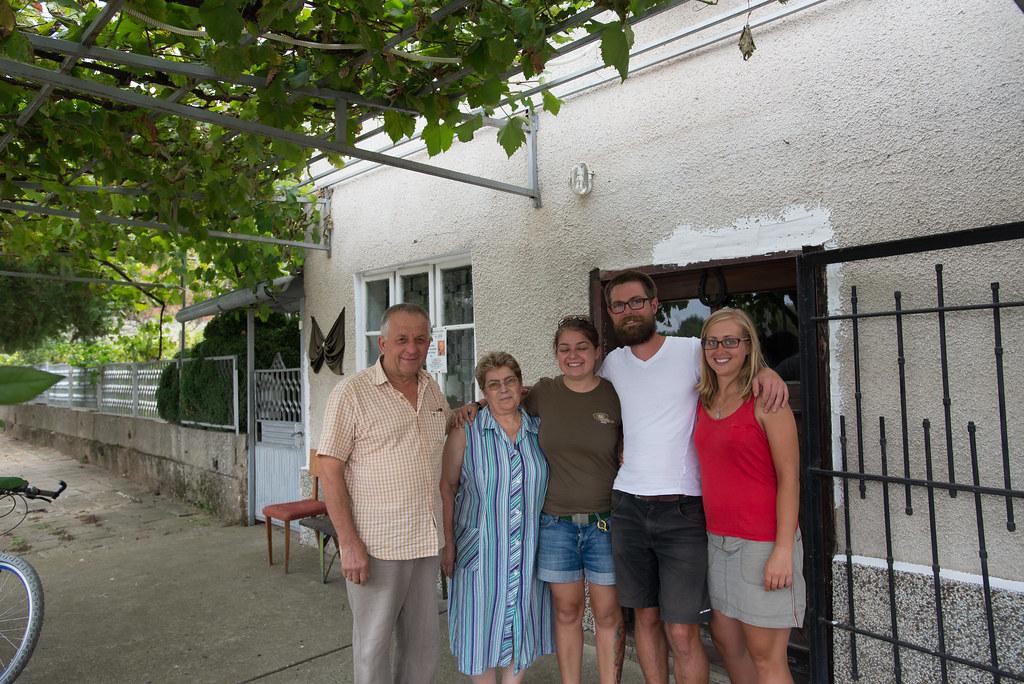 The Petkova family