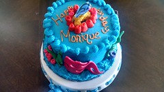 Finding Nemo Dory Cake (2) (Nola Party Boutique) Tags: cake finding nemo dora nolapartyboutique