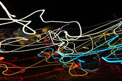 Entropy - Traffic Lights (kylelem62) Tags: colors lights long exposure random cameratoss