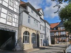 Wolfenbüttel: Prinzenpalais (zug55) Tags: reichsstrase wolfenbüttel niedersachsen deutschland germany lowersaxony prinzenpalais fachwerk fachwerkbau halftimbered