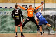 "DHB Pokal 2015 Bergischer HC vs. TuS N-Lübbecke 22.10.2014 054.jpg • <a style=""font-size:0.8em;"" href=""http://www.flickr.com/photos/64442770@N03/15620221091/"" target=""_blank"">View on Flickr</a>"