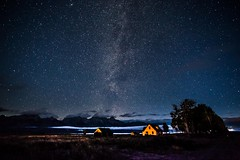 stars over Jackson Hole (Marvin Bredel) Tags: mountains night stars bravo unitedstates moose astrophotography wyoming teton jacksonhole milkyway grandtetonnationalpark jacksonwyoming marvinbredel