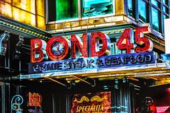 Bond 45 Steakhouse