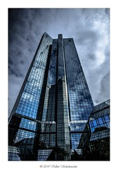 the blue tower_web (vschh) Tags: city urban architecture angel canon buildings germany eos wide architektur frankfurtammain weitwinkel 70d