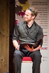 Not Going Gentle (Essar Chester Literature Festival) (Mark Carline) Tags: chester dylanthomas emmalucia chesterperforms glynmaxwell chesterlitfest michellemcternan owaingwynn gwynvaughanjones