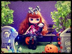 Blythe Halloween Night 8of9