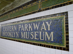 New York 315 (Wy@rt) Tags: ny newyork station museum brooklyn underground subway us metro vs bigapple easternparkway brooklynmuseum mozak
