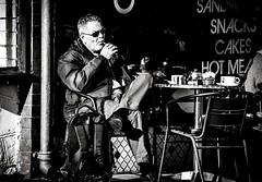 1 (mavigozlum) Tags: life people urban blackandwhite photography cafe streetphotography hdr bnw peoplewatching hdrbnw