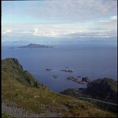 Norway, Lofoten Yashica MAT LM (cybad860) Tags: norway lofoten yashica
