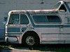 (el zopilote) Tags: street greyhound bus 120 film architecture oregon mediumformat 645 cityscape haines pentax kodak wheels townscape generalmotors smalltowns ektar easternoregon scenicruiser pd4501 pentaxsmcpentaxa64575mmf28