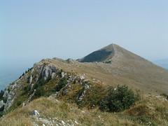 Presla (1405m) i Šiljak (1570m)