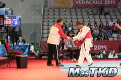 JCC Veracruz 2014, día 1
