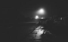 The Fog (jonnysands) Tags: light white mist black film monochrome fog dark grain highlights spooky fade 06 vsco