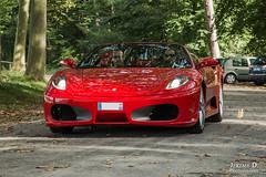 Ferrari F430 - 03 (JDPhotoIDF) Tags: canon eos 4 ferrari l 24 mm 24mm 105 4l f4 f430 6d 24105 105mm f4l 24105mm