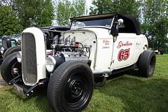 Santana (daniel.gogberg) Tags: cars car sweden sony wheels front hotrod rod sverige rx100