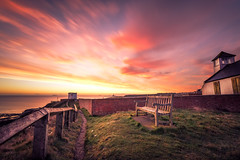 watchtower2 (1 of 1) (paulcummings72) Tags: seatonsluice northumberland sunrise rockyisland nikon d7200 coast northeast