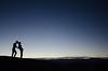 Make Love Not War (Tom Fenske Photography) Tags: deathvalley flickrfriday silhouette people man woman love nature sunset blue nationalpark wilderness outdoors raw natural landscape sooc selfie mesquiteflats sand dunes uncensored makelovenotwar