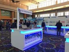 Registration at MS&T 2016 (The Minerals Metals & Materials Society) Tags: tms themineralsmetalsmaterialssociety mst16 materials science technology 2016