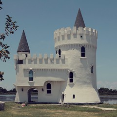 """bayou royals revisited (listening to """"somebody fix me"""", grace potter & the nocturnals) (jeneksmith) Tags: cajun southern south house remodel architecture castle irishbayou louisiana canon"""