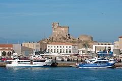 Castillo Santa Catalina, Tarifa, Costa de la Luz, Andalusia, Spain (rmk2112rmk) Tags: santacatalinacastle tarifa costadelaluz andalusia spain castle castillosantacatalina