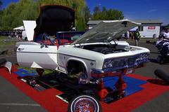 Impala Show Car (swong95765) Tags: car impala chevrolet show jacked display custom vehicle vintage classic awesome