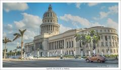 Capitolio Nacional de La Habana. Cuba (Jos Mara Gmez de Salazar) Tags: cuba habana havana capitolio edificio calle capitolionacional lahabana