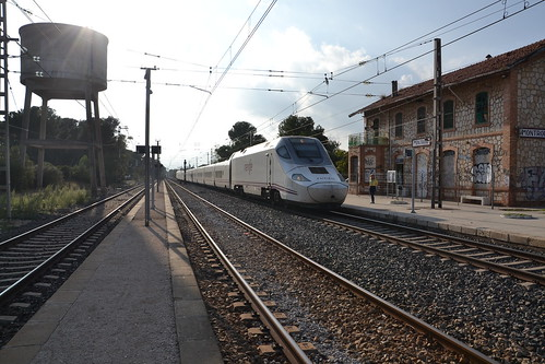 Euromed Alicante - Barcelona en Montroig