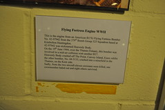 "B17G Fortress 42-97942 ""Heavenly Body"" Engine Information (Richard.Crockett 64) Tags: boeing b17 flyingfortress 4297942 bomber 379thbombgroup heavenlybody kimbolton huntingdon cambridgeshire usaaf unitedstatesarmyairforce ww2 worldwartwo engine wrightcyclone combinedmilitaryservicesmuseum maldon essex 2016"